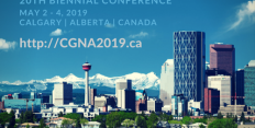 CGNA Conference 2019